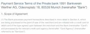 Der stille Star im dispruptiven Banking – net-m Privatbank 1891 (Update 27.09.2012)