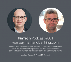 Die Top 5 des Paymentandbanking Podcasts nach 8 Monaten