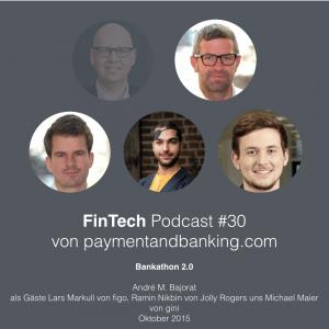 FinTech Podcast #030 – Bankathon 2.0