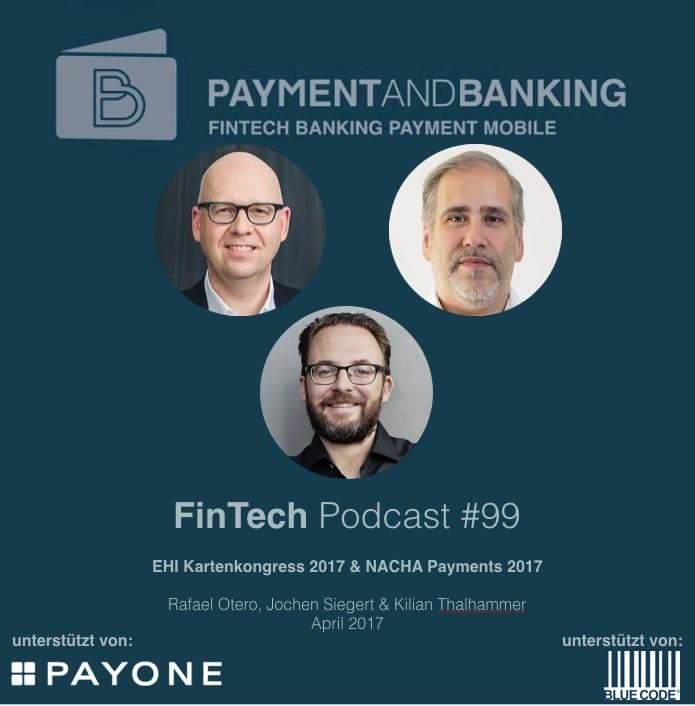 FinTech Podcast #99 EHI-Kartenkongress