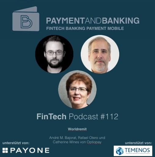 FinTech Podcast #112 - WorldRemit