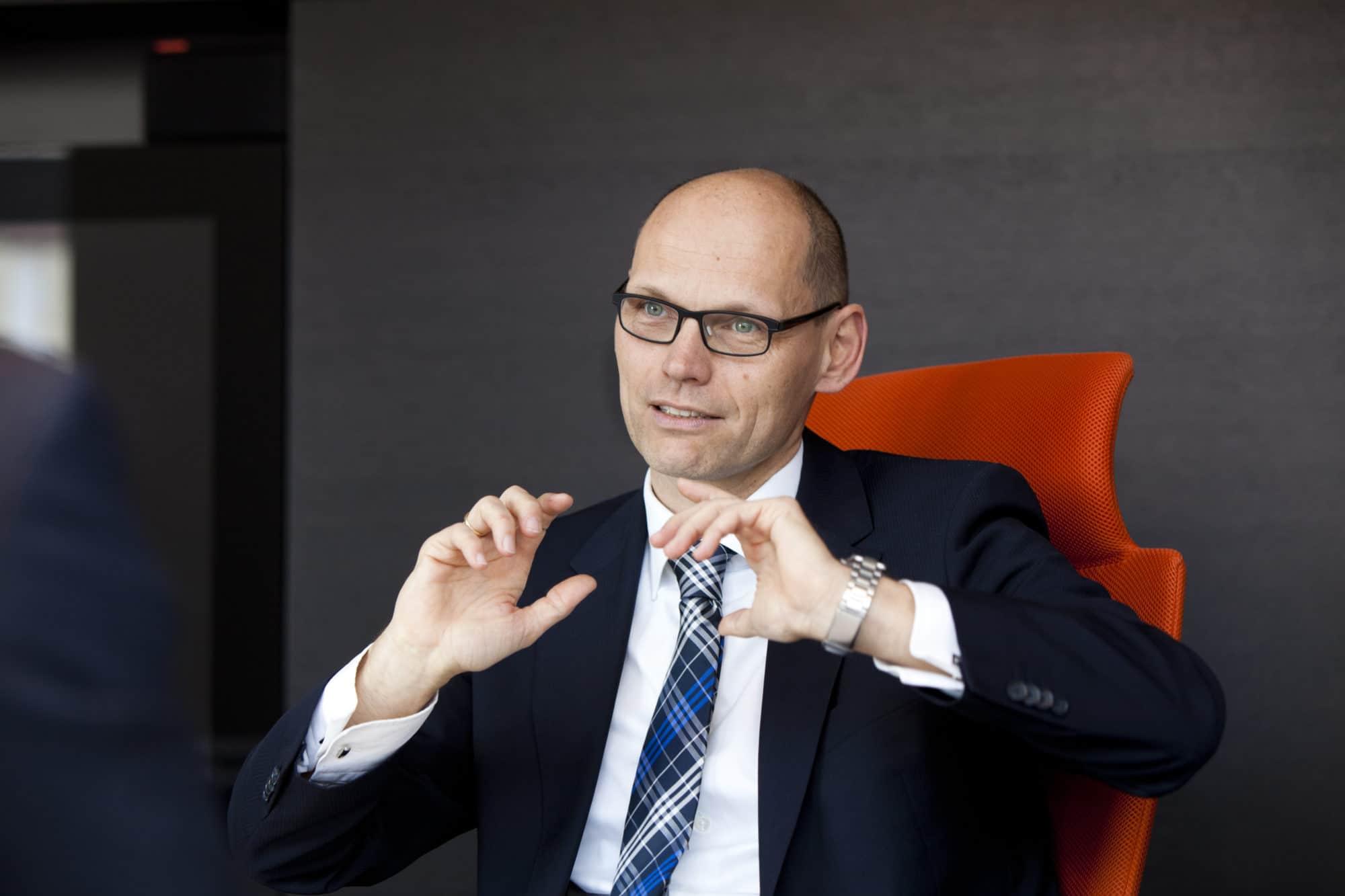Die Gesichter der FinTech Branche...Dürfen wir vorstellen...Matthias Hoenisch