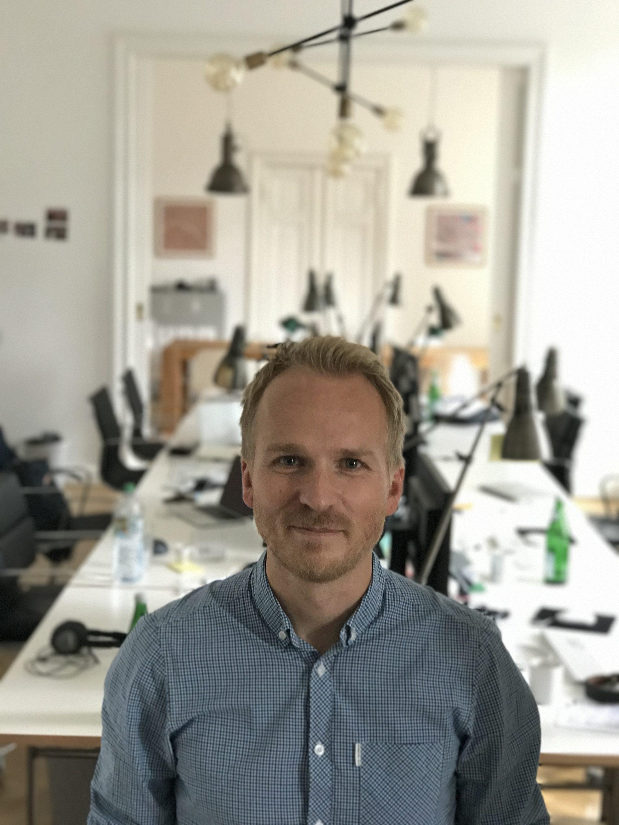 Die Gesichter der FinTech Branche...Dürfen wir vorstellen Volker Steinle
