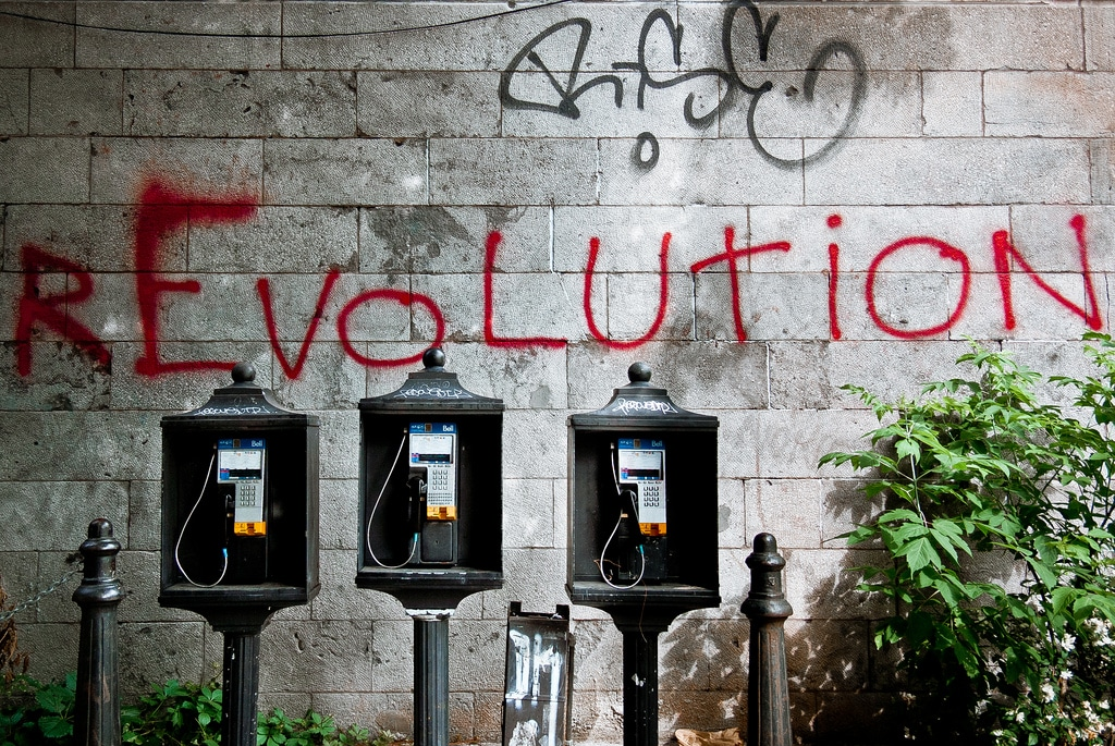 FinTech - eine Beziehungskrise. Von der Minimisation der Revolution