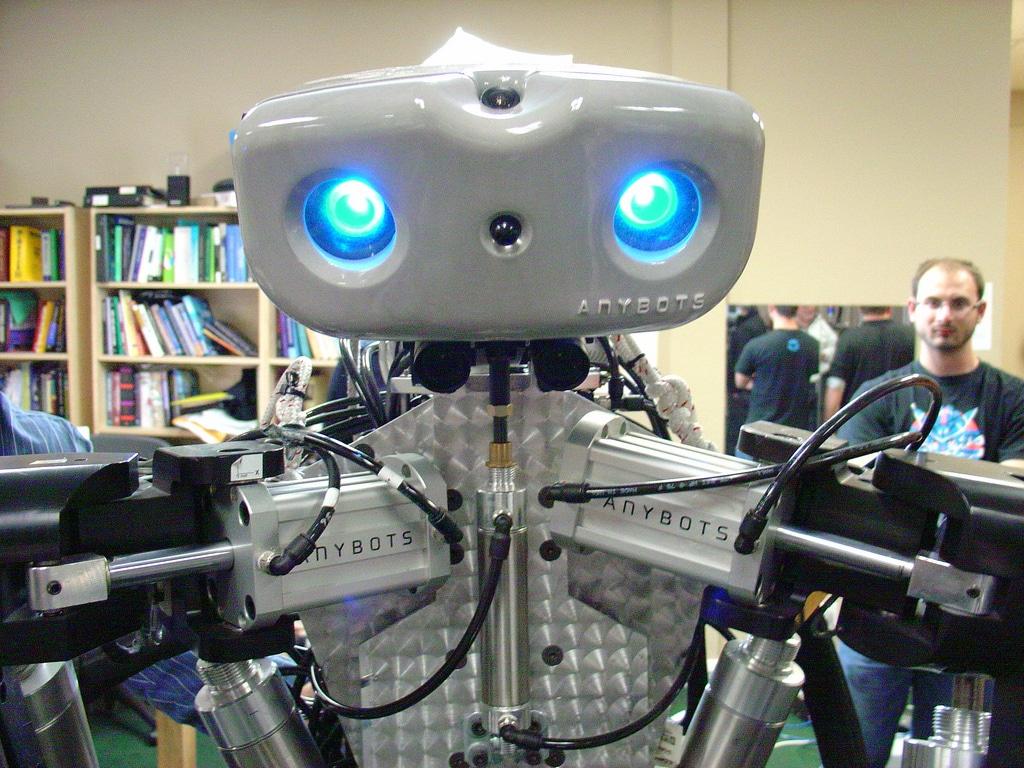 Robotic Process Automation (RPA) - ich glaub mich knutscht ein Elch