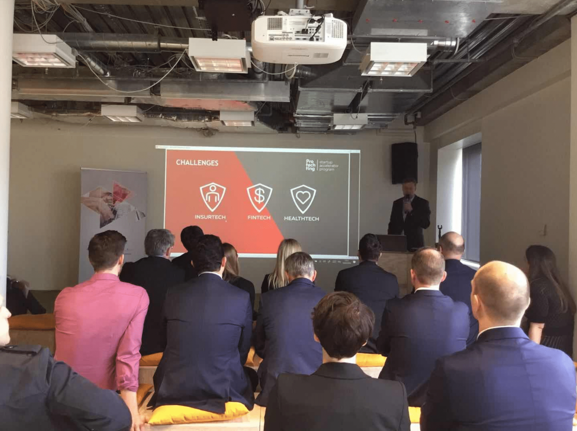 Protechting - Das Start-up Accelerator Programm