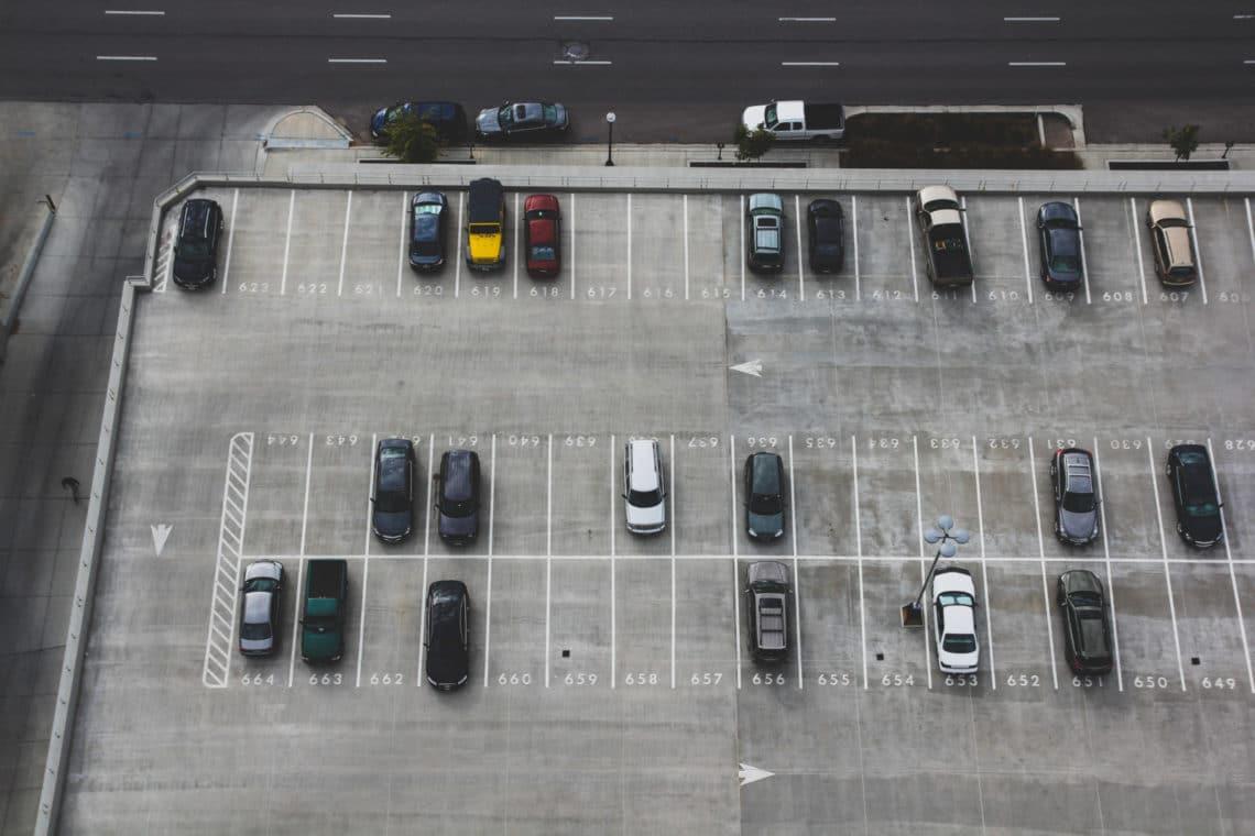 Parken und Payment