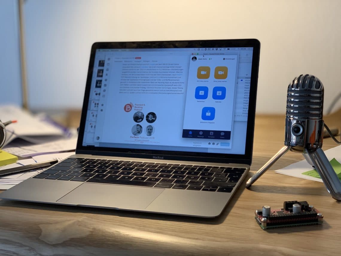 FinTech Podcast #178 - P2P Payments in Deutschland