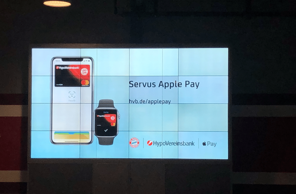 Launchevent von Apple Pay in Deutschland