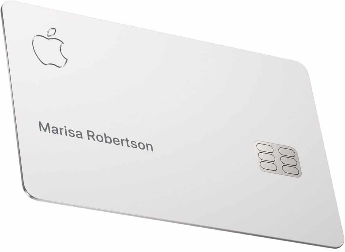 Apple Card - nach Payment jetzt auch im Banking aktiv?