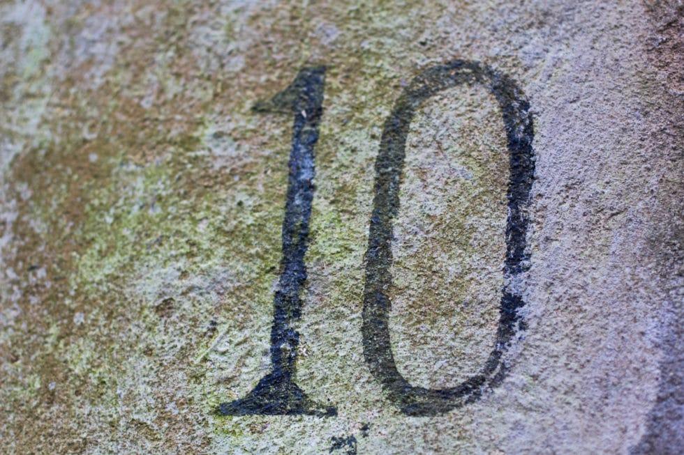 Unsere Top 10…im Februar