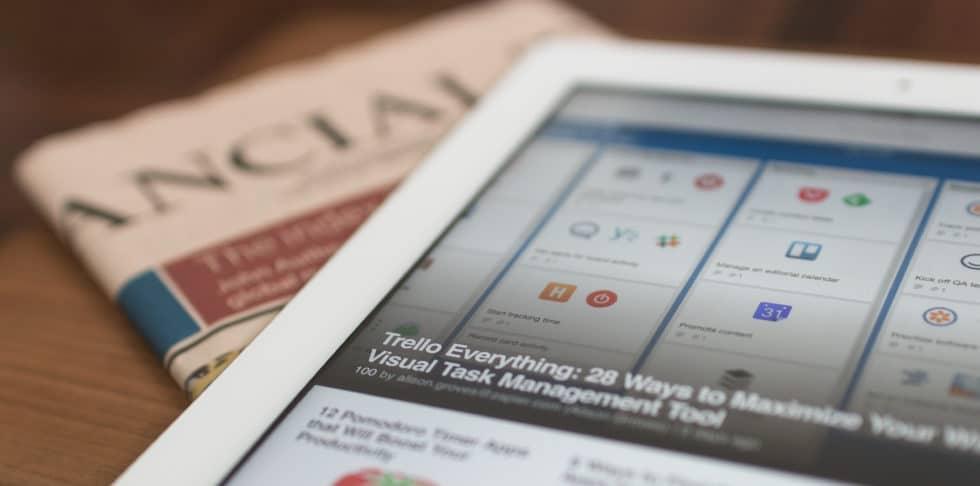 Banking Apps kommen langsam in der Mitte der Gesellschaft an – und das ist auch gut so...