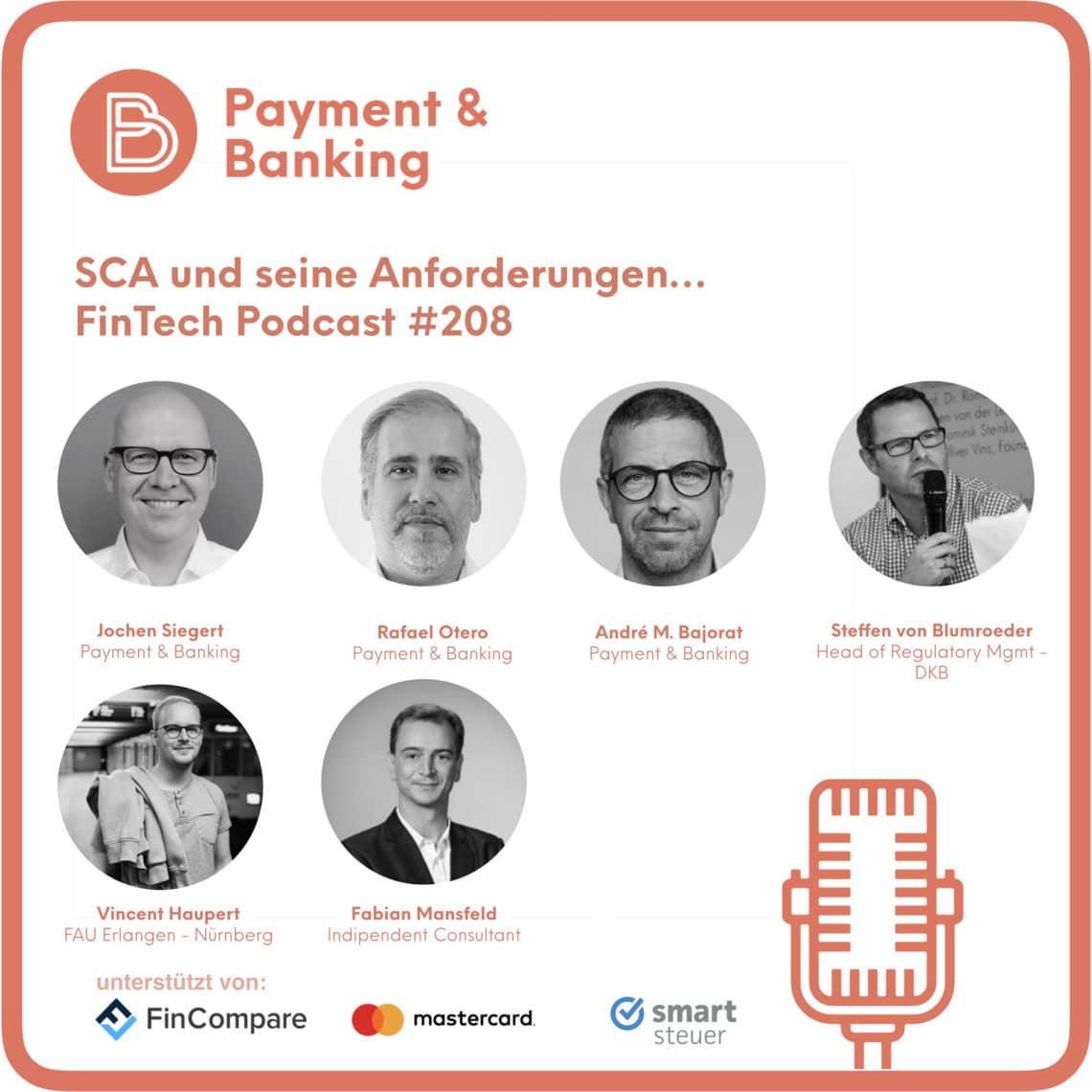 SCA und seine Anforderungen - FinTech Podcast #208