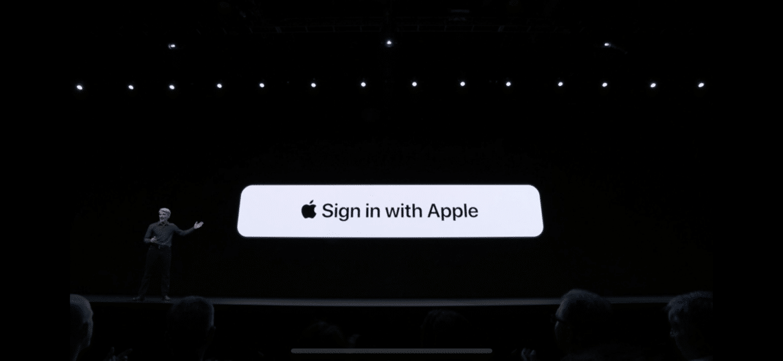 SignIn with Apple