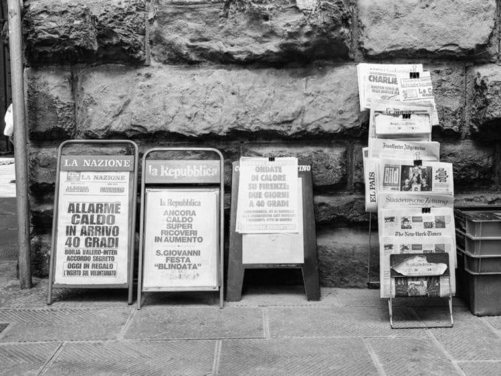 Newsschau im September – Das Wichtigste zum Schluss