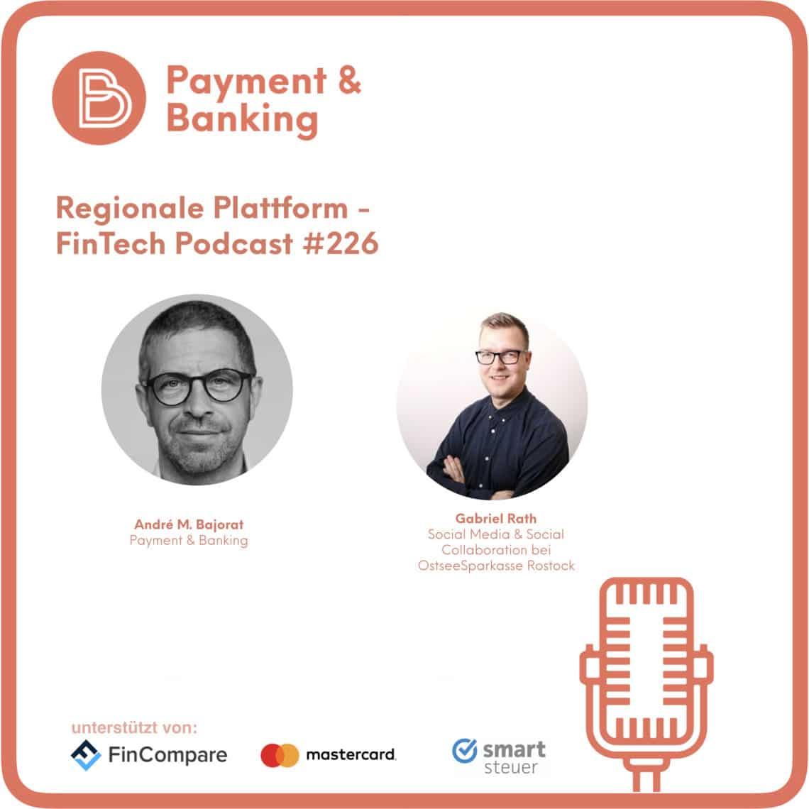 Regionale Plattform  - FinTech Podcast #226