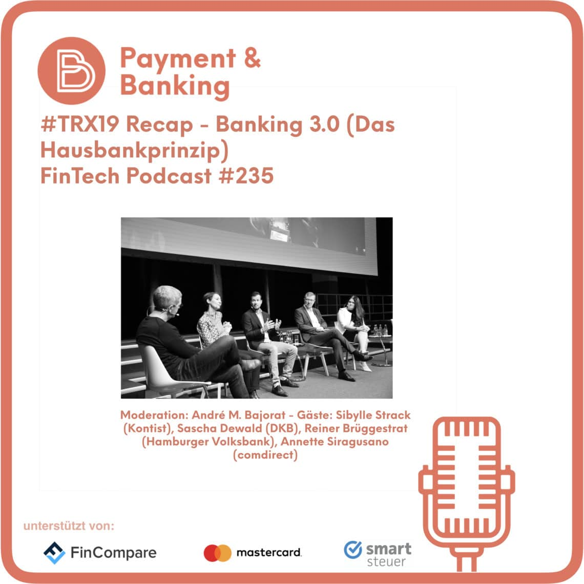 FinTech Podcast #235 - Banking 3.0 (Das Hausbankprinzip)