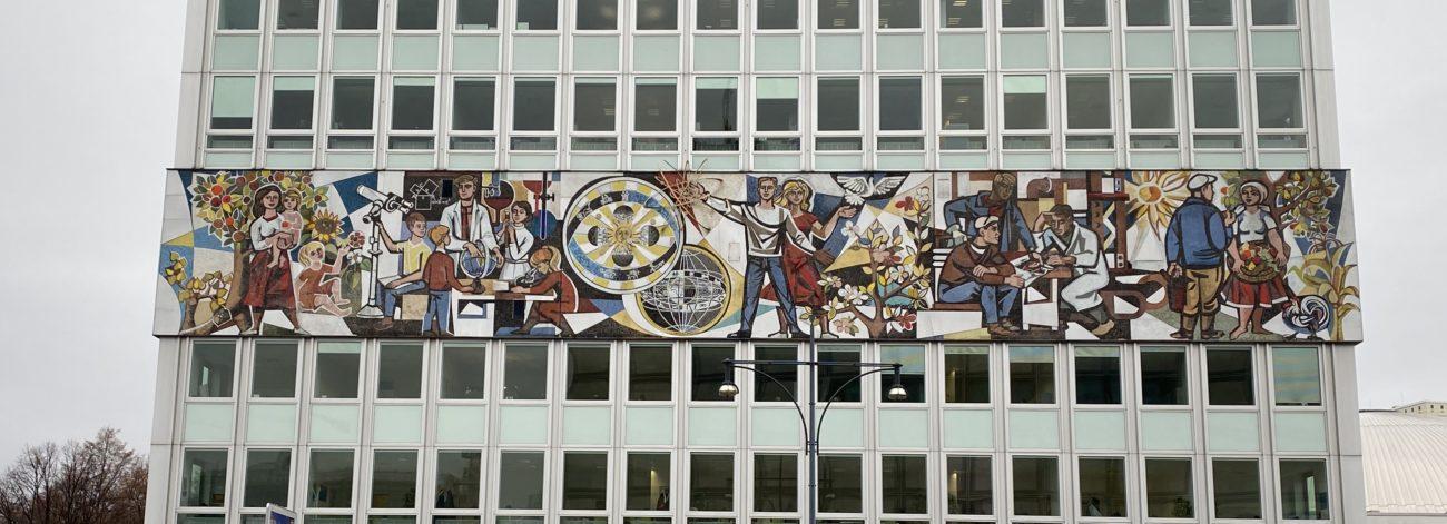 Instant messages by Marcus W. Mosen: #2 - Sozialistisches Phantasialand Berlin
