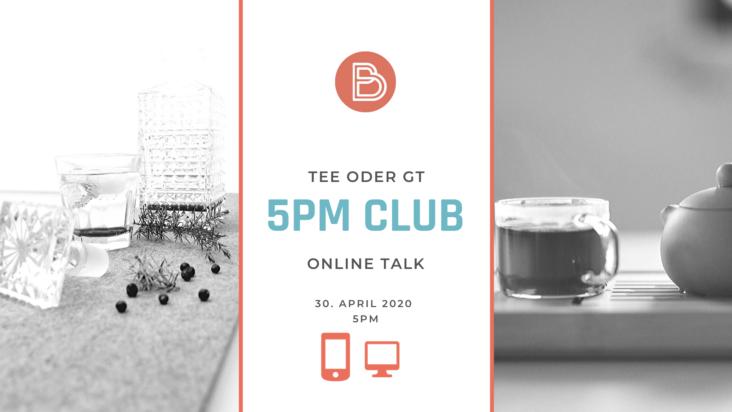 Der 5PM Club - Wir diskutieren mit euch live und online