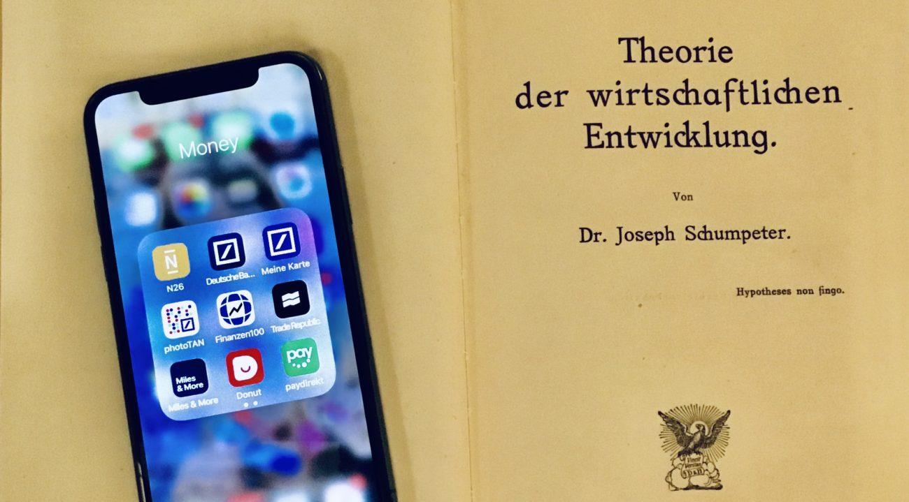 Schumpeters Erbe - COVID19 als schöpferische Zerstörung?