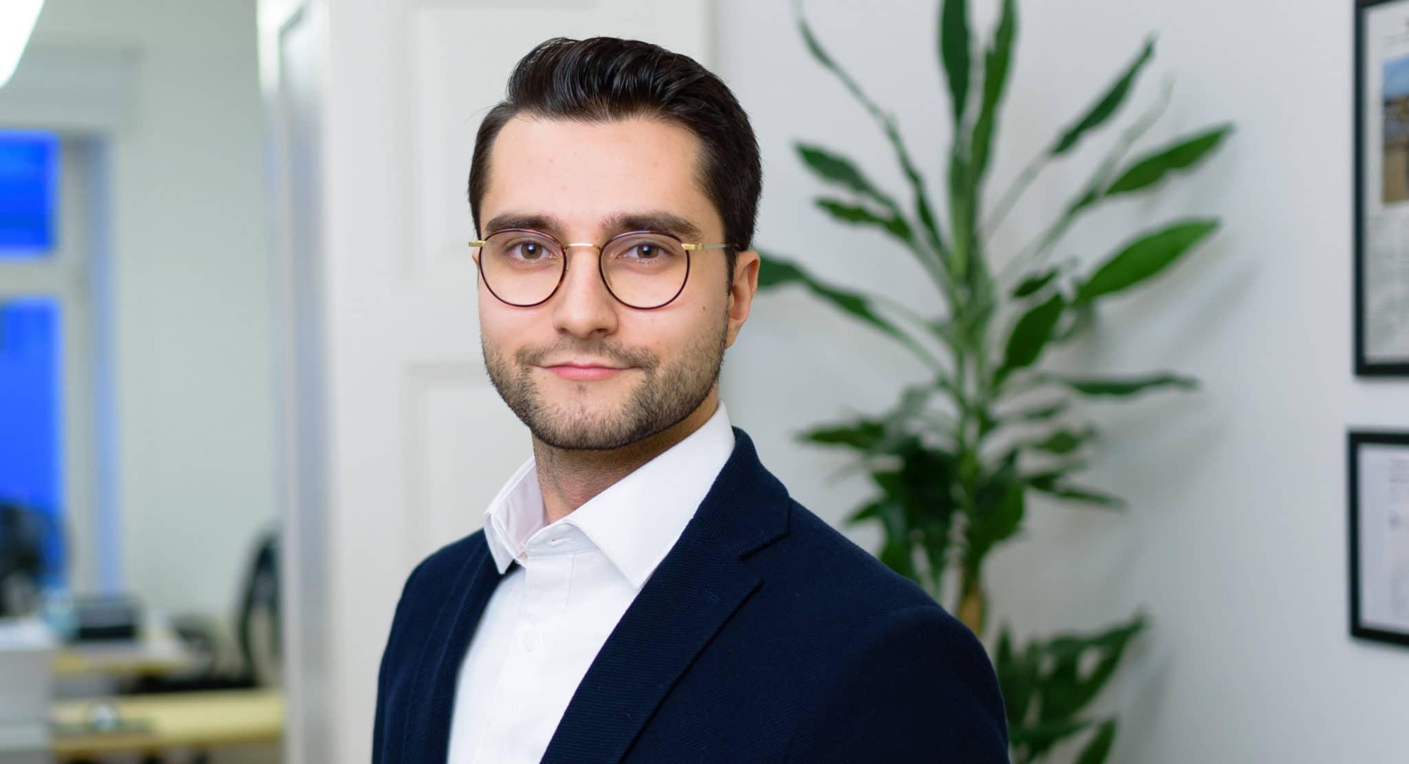 Gesichter der Branche: Kurosch Daniel Habibi