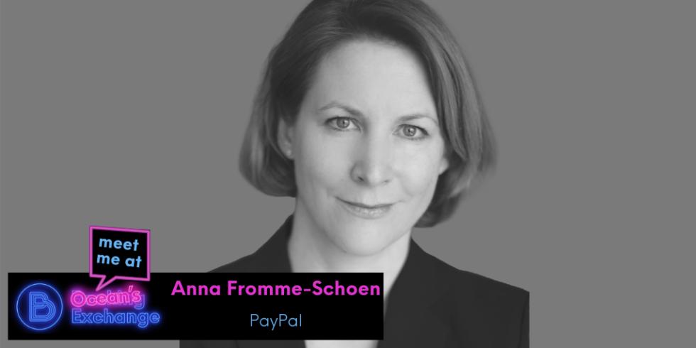Willkommen zur Banking Exchange 2020 - Anna Fromme Schoen