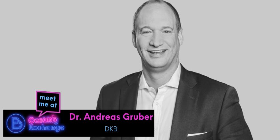Willkommen zur Banking Exchange 2020 - Dr. Andreas Gruber