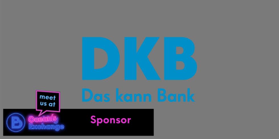 Sponsoren der Banking Exchange 2020 - DKB Deutsche Kreditbak