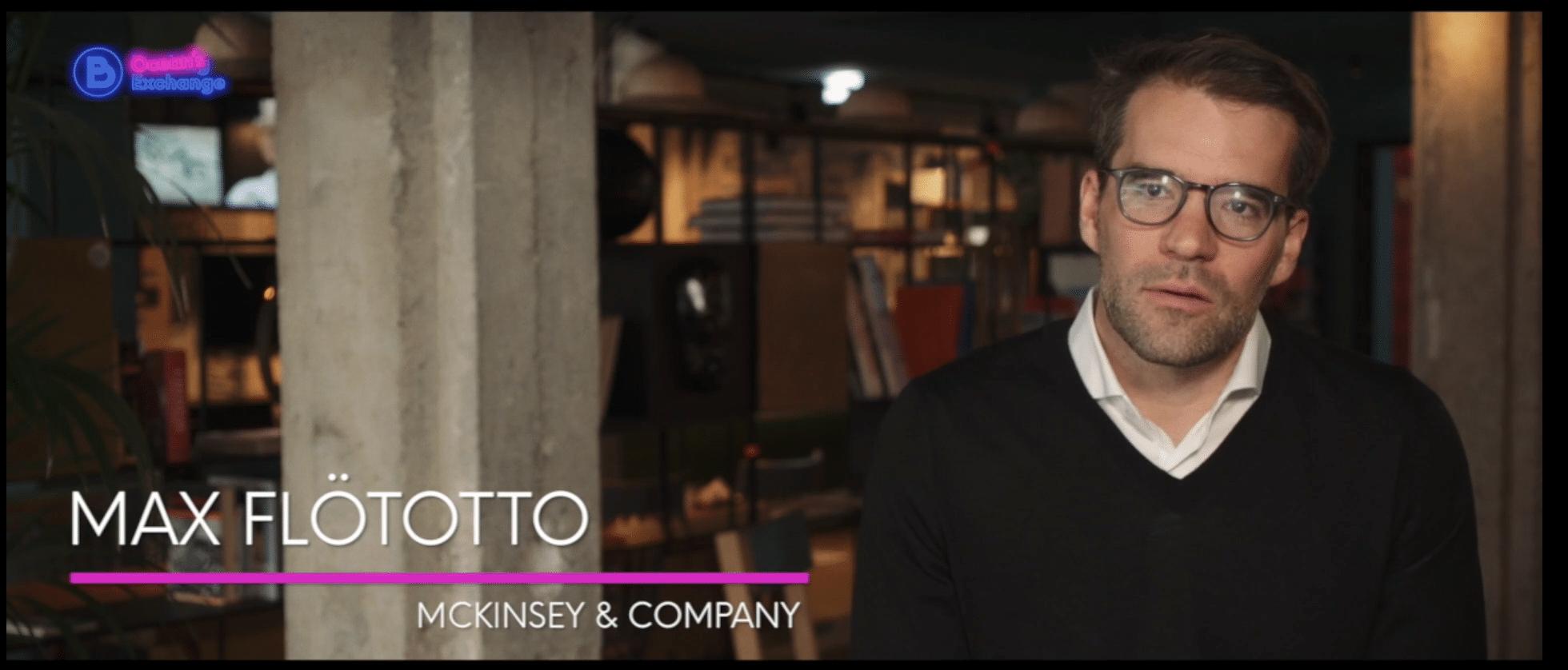 Konsolidierung im Bankensektor - Interview mit Max Flötotto bei der BEX20