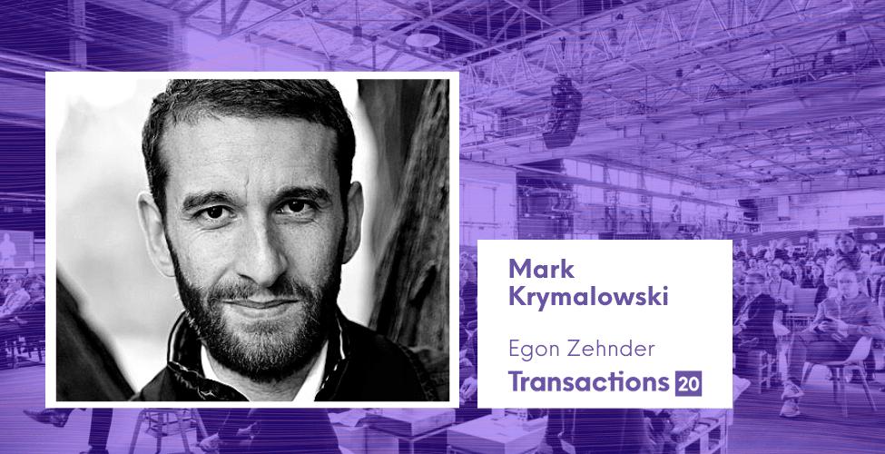 Transactions Mark Krymalowski