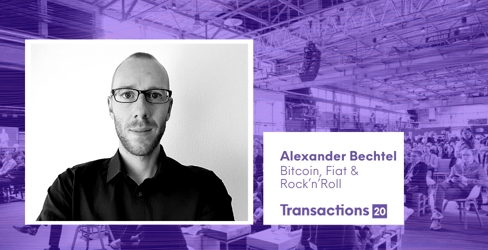 Transactions Alexander Bechtel