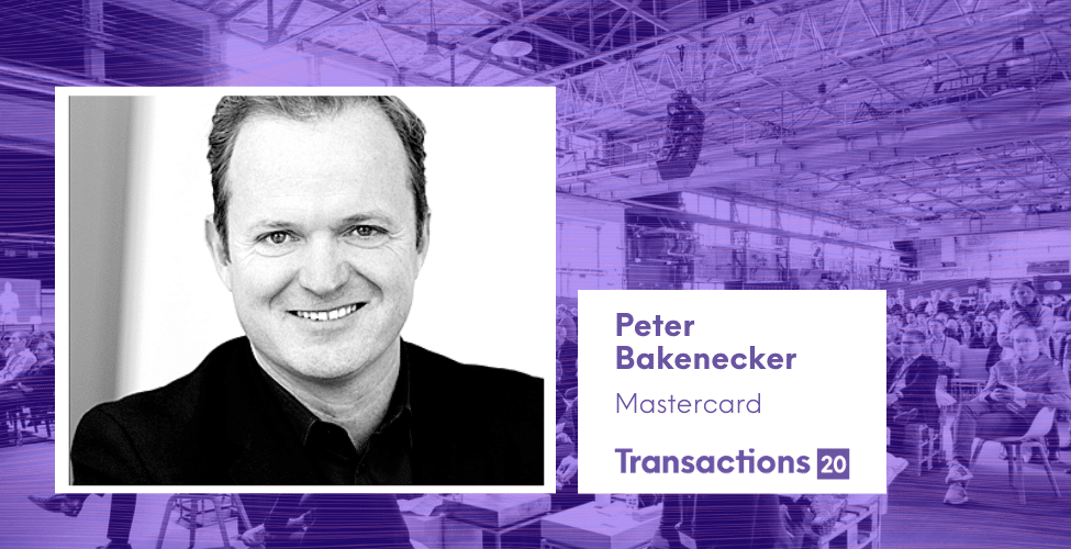Transactions 20 - Peter Bakenecker Mastercard