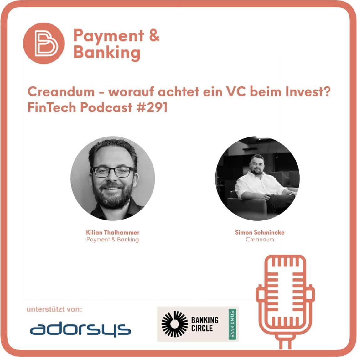 Creandum - worauf achtet ein VC beim Invest