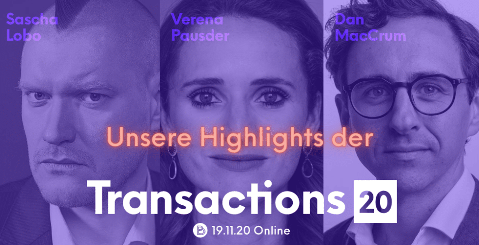 Transactions 20 – Alles bleibt anders