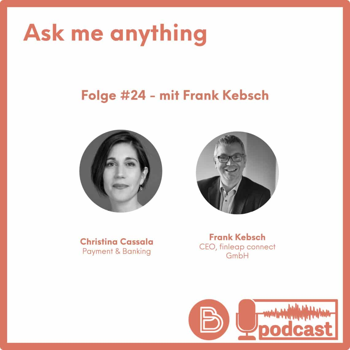 Ask me anything #24 – mit Frank Kebsch