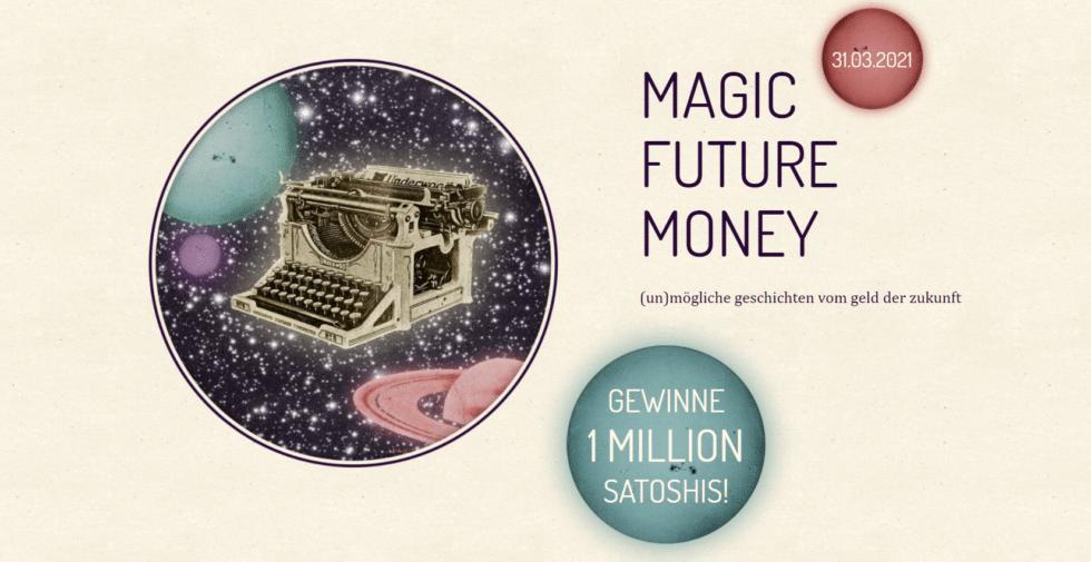 """""""Magic Future Money"""" - Warum wir endlich über Geld reden müssen"""