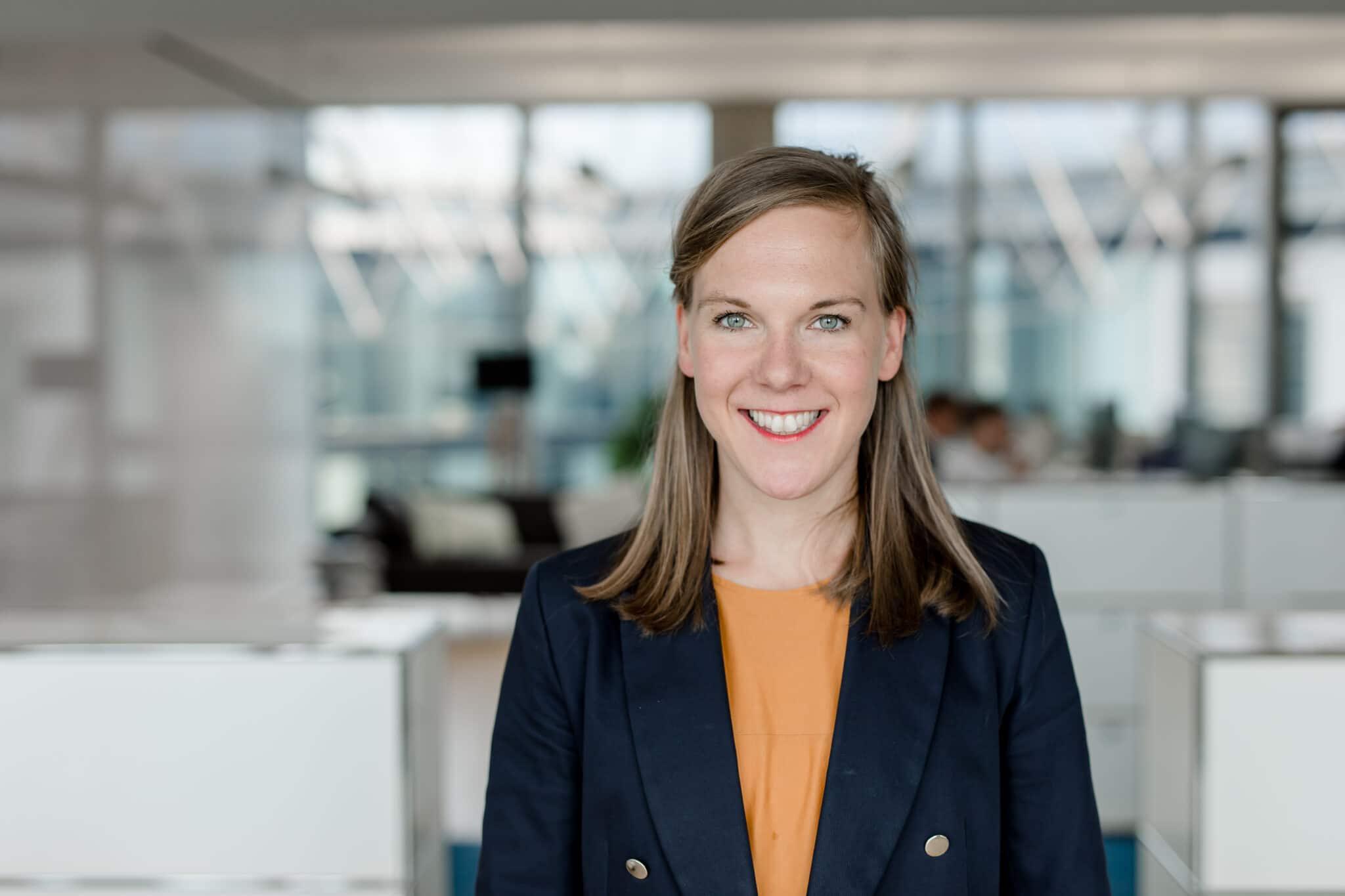 Gesichter Kristin Baumhardt