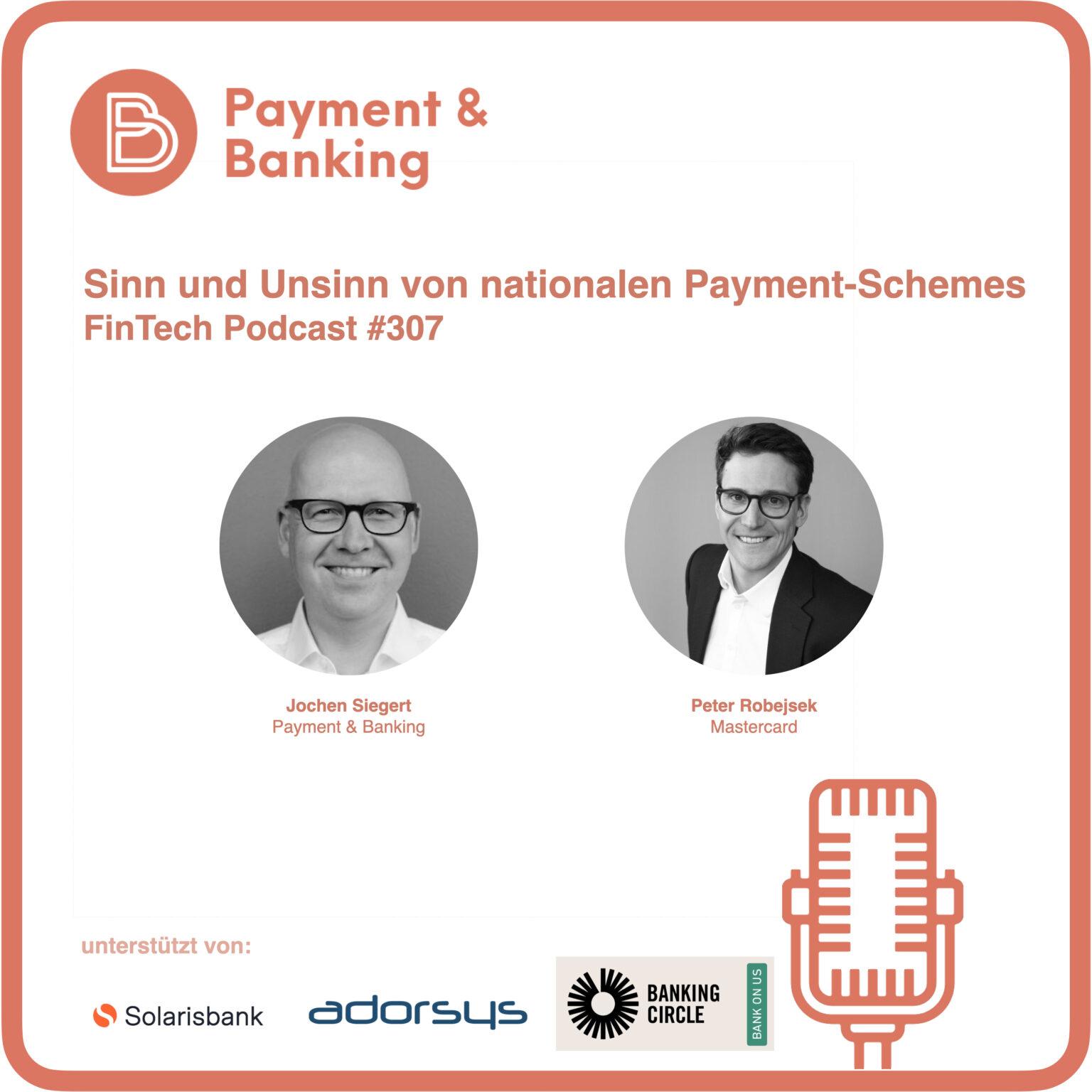 Sinn und Unsinn von nationalen Payment-Schemes