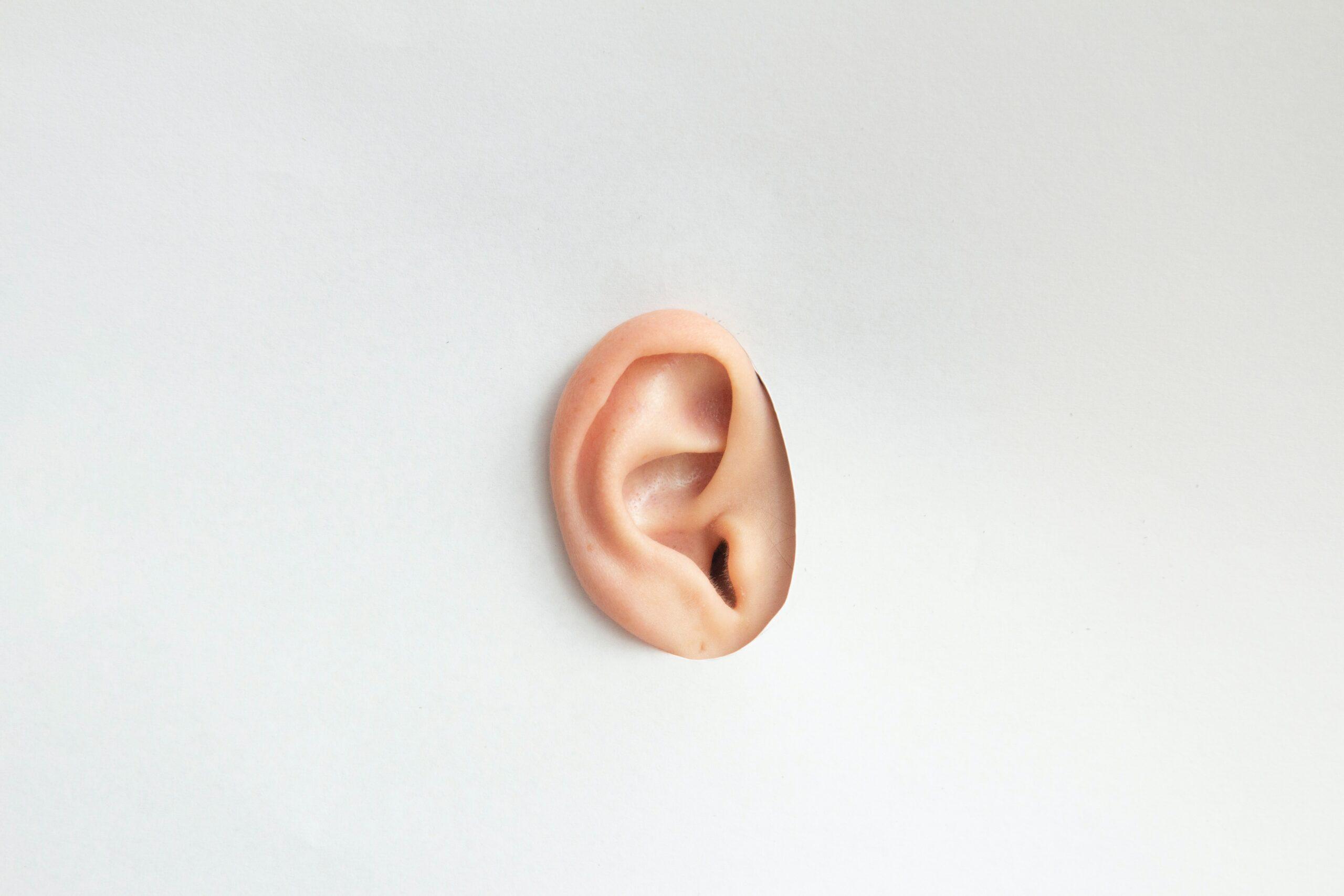Grün hinter den Ohren