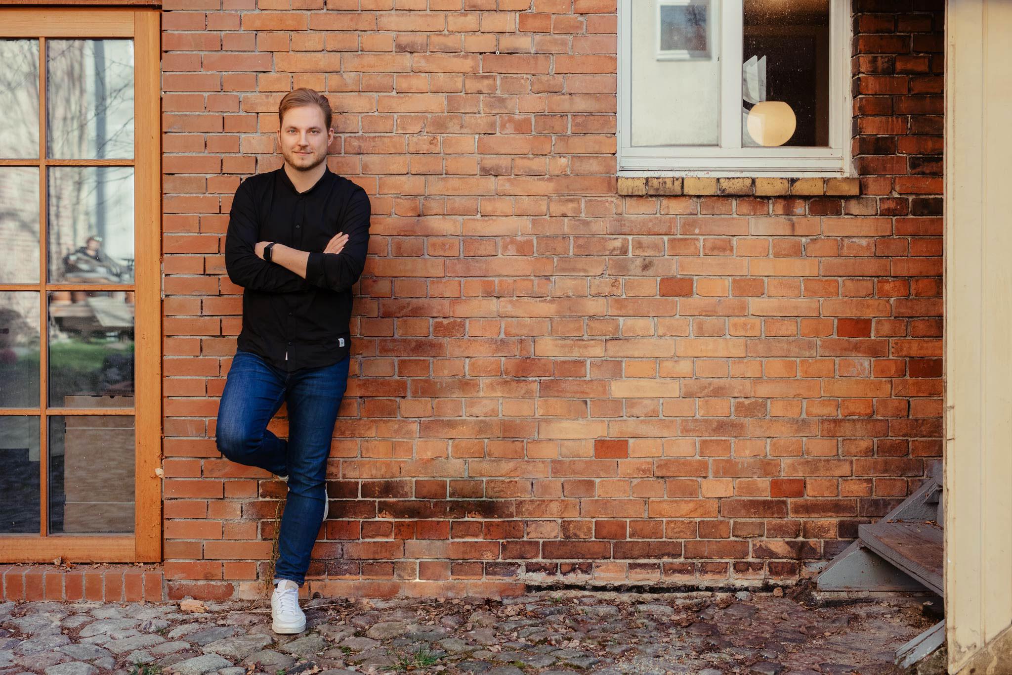Gesichter Bastian Krautwald