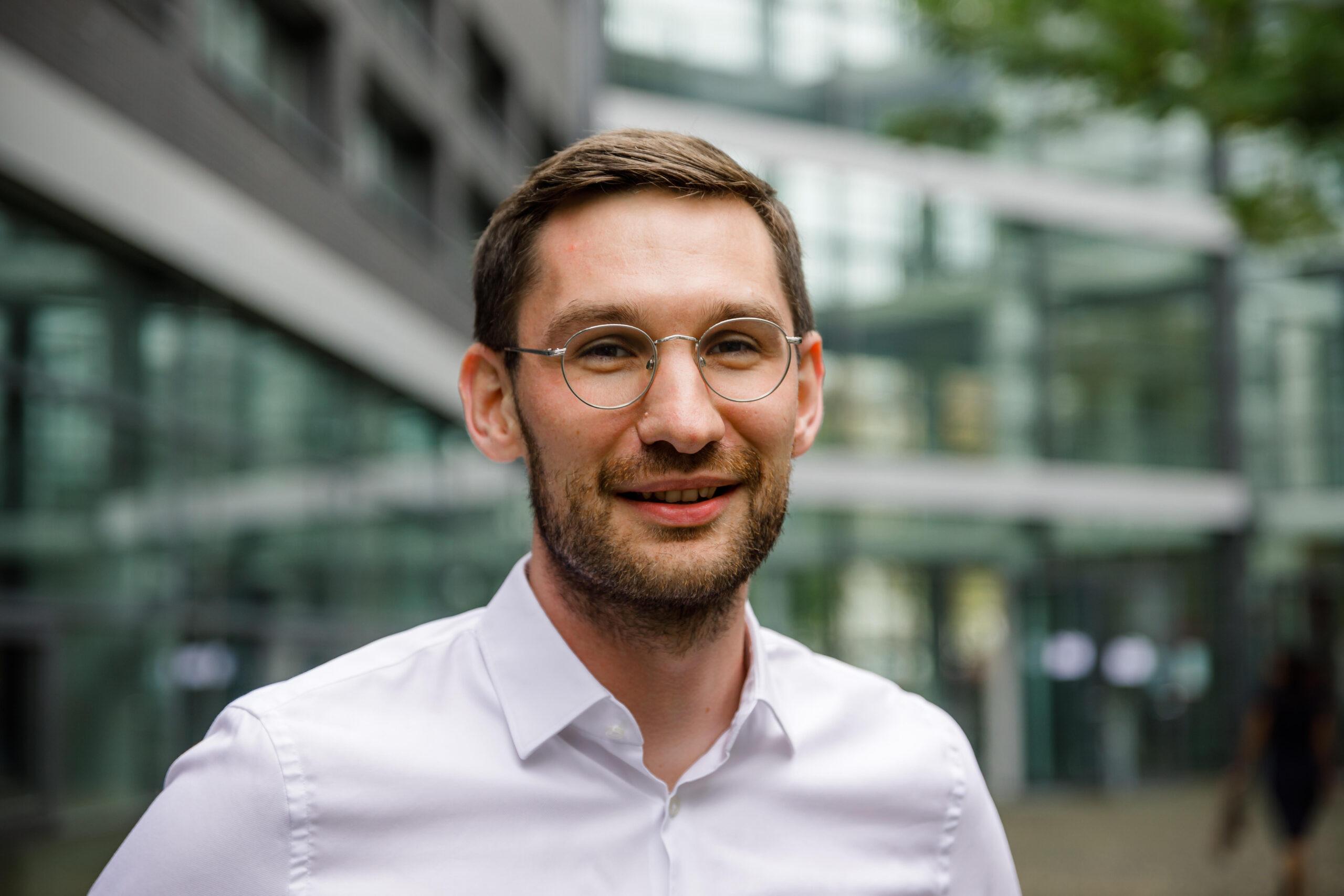 Gesichter Stephan Krehl