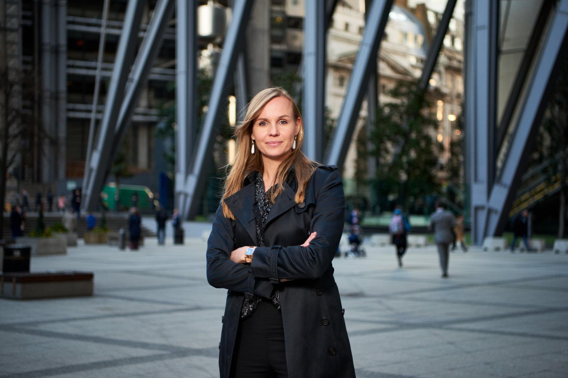 Dr. Manuela Rabener, Mitgründerin von Scalable Capital