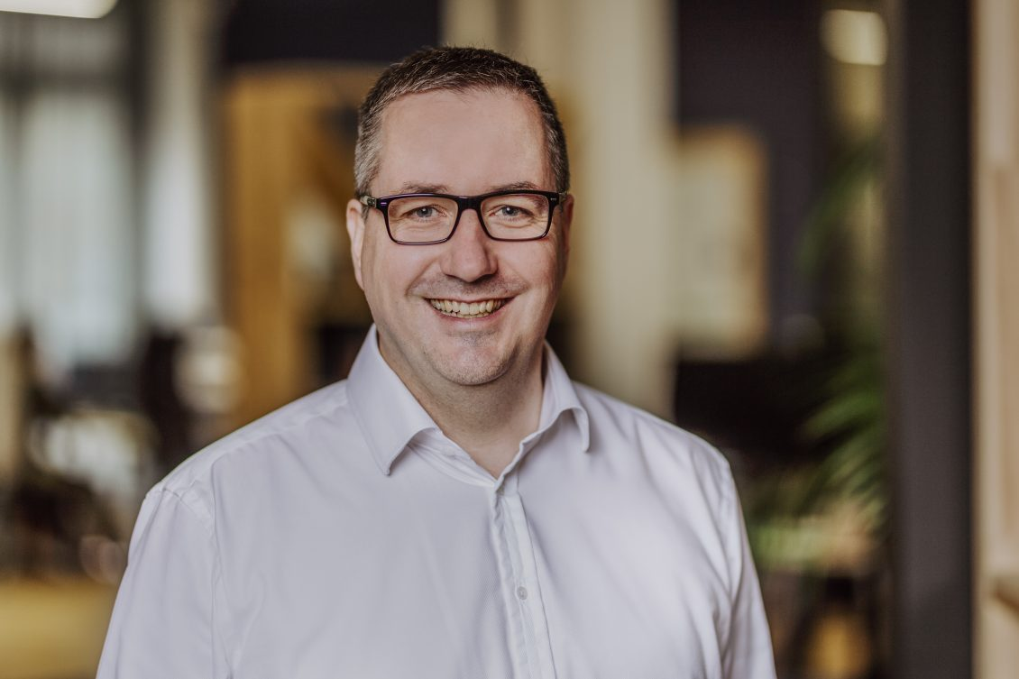 Andreas Wolf, Chief Commercial Officer der Raisin Bank
