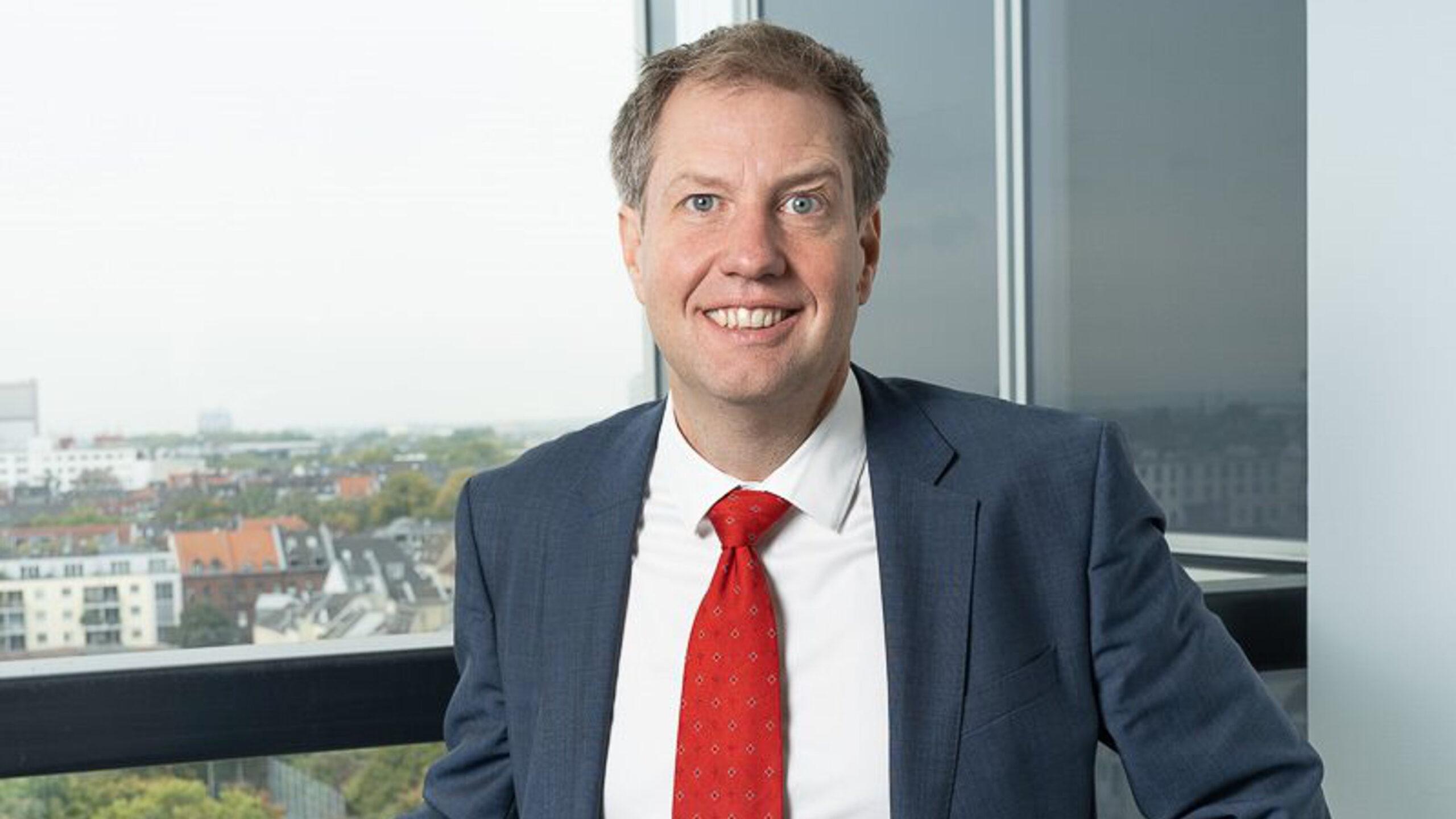 Daniel Schmedding, Vorsitzender des Bundesverbands der Geldwäschebeauftragten