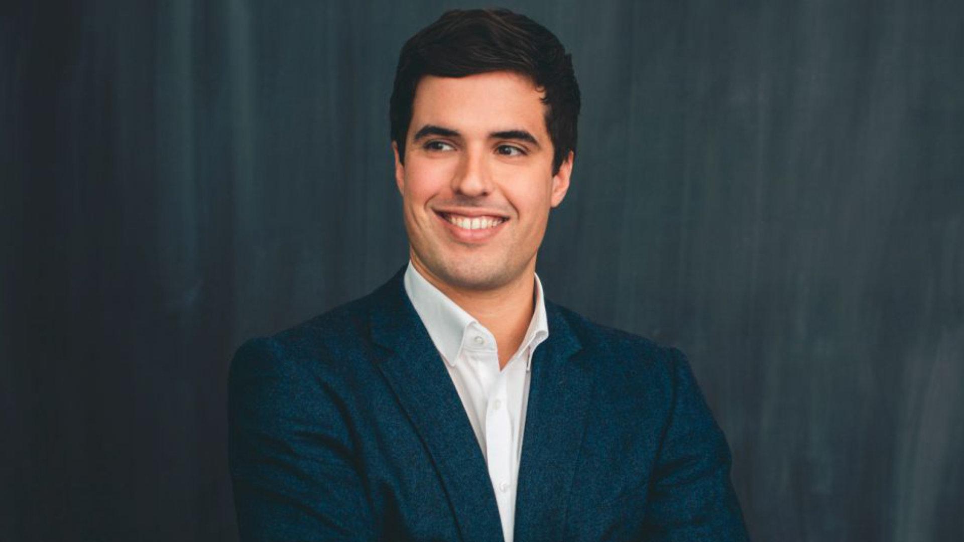 Ramin Niroumand, Gründer und CEO von finleap.