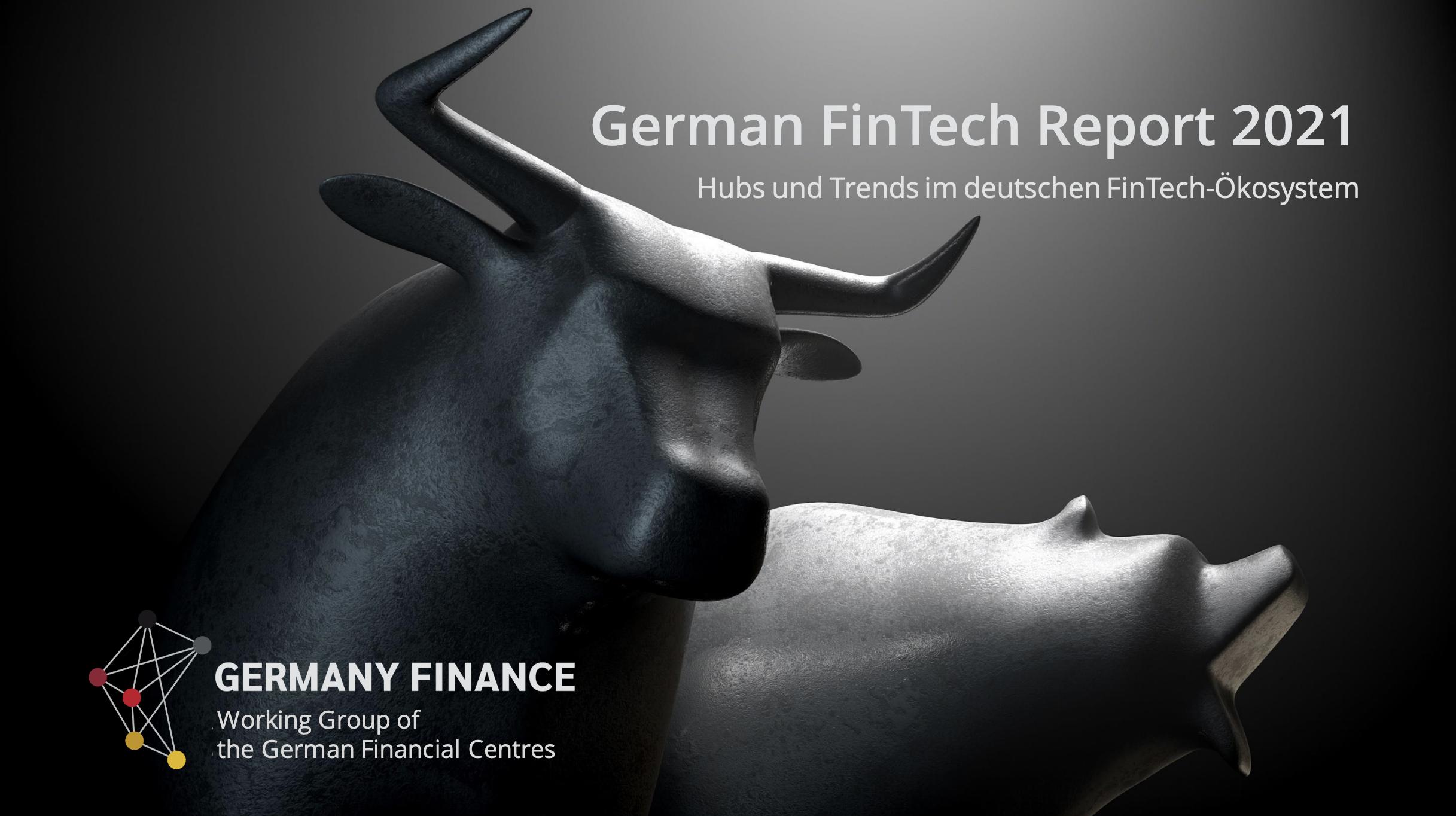 Germany Finance veröffentlicht den German Fintech Report 2021
